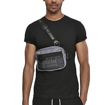 Urban Classics - Chest Bag Umhängetasche grau