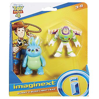 ​Disney GBG91 Kids Can Recreate The Action Pixar Toy Story 4