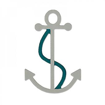 Sizzix Thinlits Die - Anchor - Sail Away by My Life Handmade
