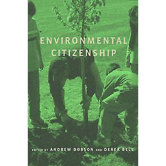 Ciudadanía ambiental por Andrew Dobson - Derek Bell - 97802625244