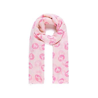 Fable Womens/Ladies Dog Print Scarf