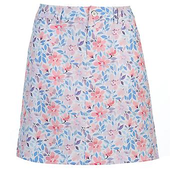 Slazenger Womens Pattern Skort Ladies