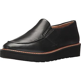 Naturalizer Womens Aibileen Leather Closed Toe Loafers