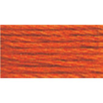 Tapisserie DMC & broderie laine Yards 8,8 Orange clair 486 7946