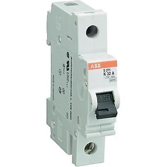 Circuit breaker 1-pin 32 A