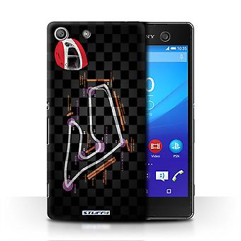 STUFF4 Case/Cover for Sony Xperia M5/Austria/Spielberg/2014 F1 Track