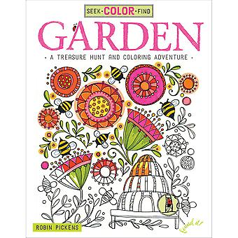 Design Originals-Seek-Color-Find Garden DO-5682