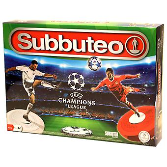 Subbuteo Playset Champions League (Toys , Boardgames , Skills)