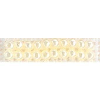 Mill Hill Glass Seed Beads 4.54g-Pearl GSB-02001