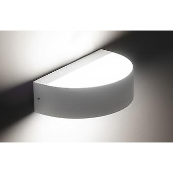 UpDown LED Wall lamp of Uldis white IP54 2 x 4, 5W 3000 K 10660