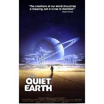 En rolig jordiske filmen plakaten (11 x 17)