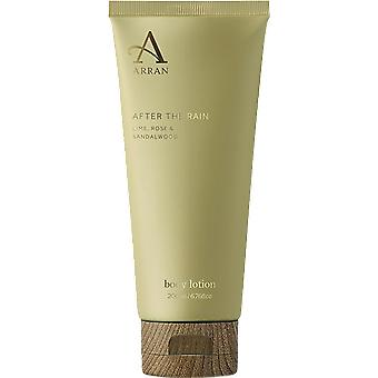 Arran Sense of Scotland After the Rain Body Lotion