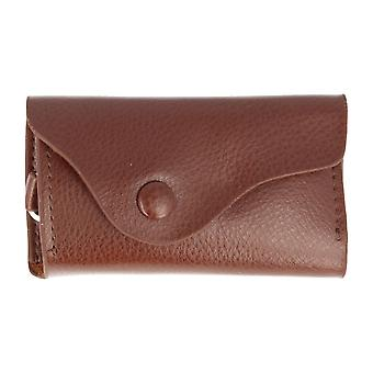7details key case leather pouch Keycase Brown
