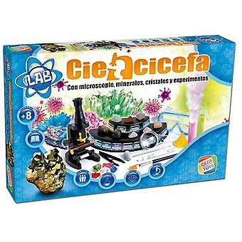 Cefa Ciencicefa (Toys , Educative And Creative , Science And Nature)