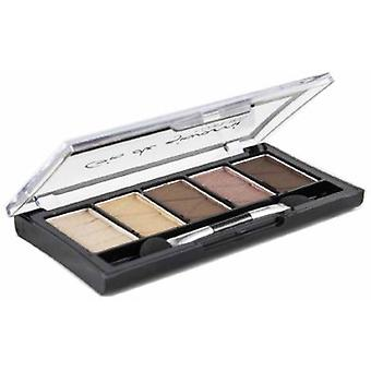 Gio de Giovanni Five Royal Green Shadow (Make-up , Ogen , Oogschaduw)