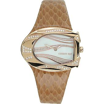 Cerruti 1881 ladies watch CRP003SR28BR