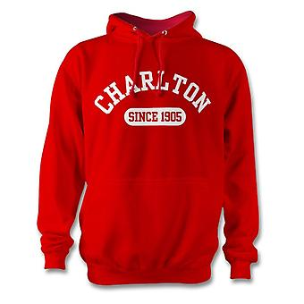 Charlton Athletic 1905 Established Football Hoodie