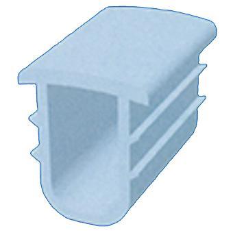 Guarnizione scarico per doccia 9,5 mm per porta della doccia o vassoio