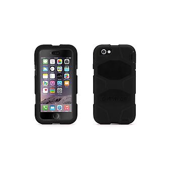 Griffin Survivor iPhone 6/6S Black