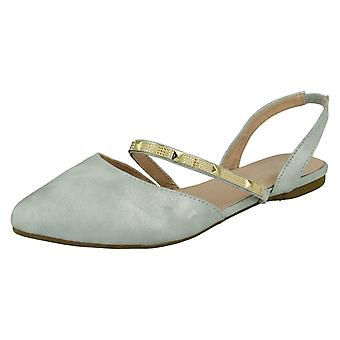 Ladies Savannah Sling Back Mules