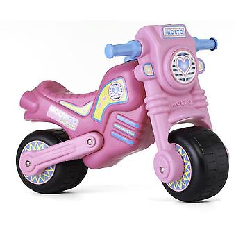 Molto Pink Motorbike Classic (Garden , Games , XXL Vehicles)