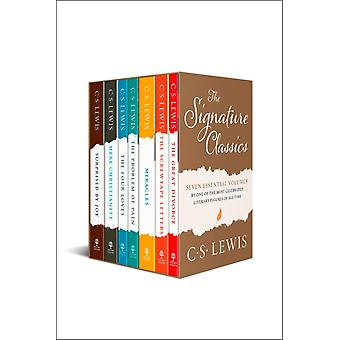 The Complete C. S. Lewis Signature Classics: Boxed Set (Paperback) by Lewis C. S.