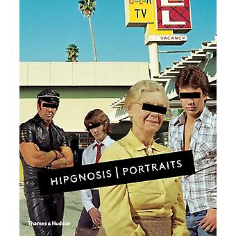 Hipgnosis Portraits: 10cc AC/DC Black Sabbath Foreigner Genesis Led Zeppelin Pink Floyd Queen The Rolling Stones The Who Wings (Hardcover) by Powell Aubrey Thorgerson Storm Plant Robert
