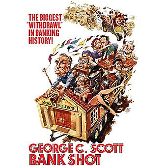 Bank Shot [DVD] USA importeren