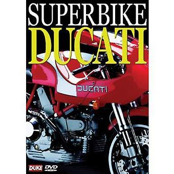 Superbike Ducati [DVD] USA import