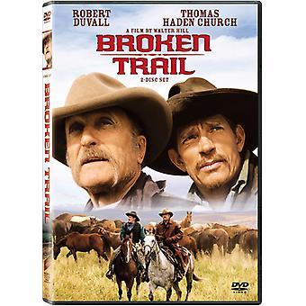 Broken Trail [DVD] USA import