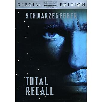 Total Recall [DVD] USA import