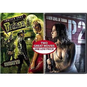 Trailer Park of Terror/P2 [DVD] USA import