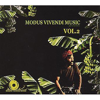 Modus Vivendi Musik - Vol. 2-Modus Vivendi Music [CD] USA importieren