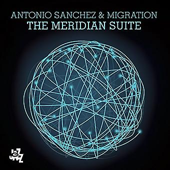 Antonio Sanchez & Migration - The Meridian Suite [CD] USA import