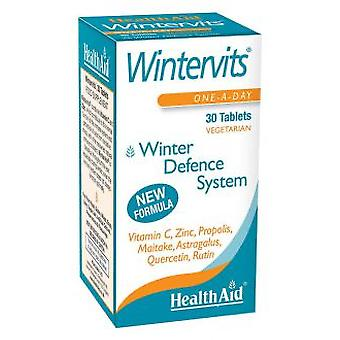 Health Aid Wintervits 30comp. Health Aid (Vitamins & supplements , Multinutrients)