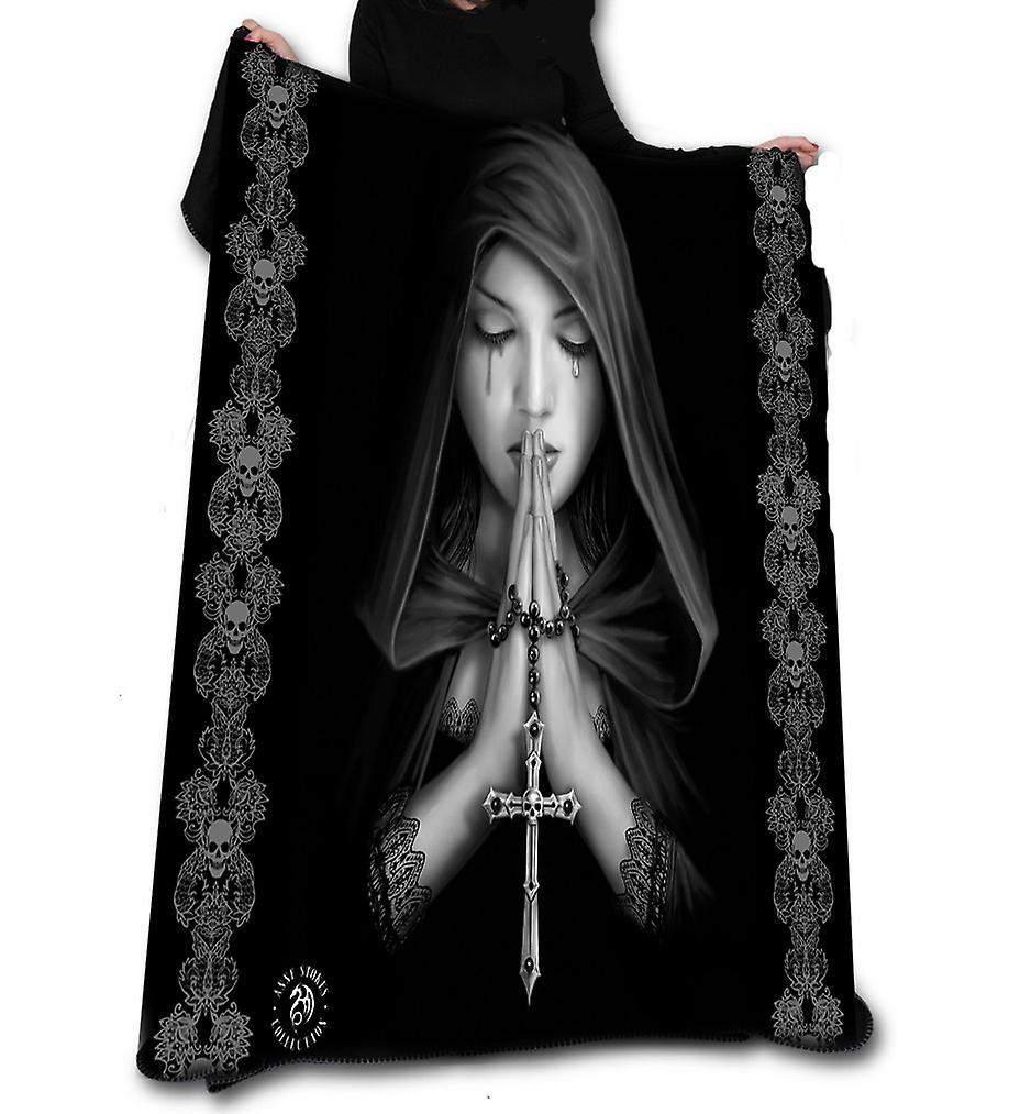 Prière Par Anne Tapisserie Polaire Couverture En Stokes Laine GothJeter lK5TJuF1c3