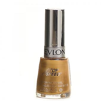 Revlon Revlon Nail Polish Top Speed Golden 830 14.7ml