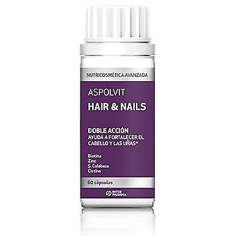 Aspolvit Hair & Nails 60 tablets (Vitamins & supplements , Special supplements)