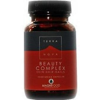 Terranova Beauty Complex 50Vcap .. (Dietetics and nutrition , Supplements , Body , Hair)
