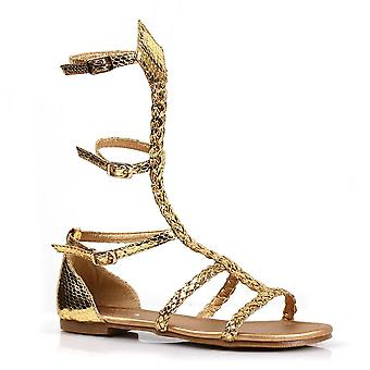 Ellie Shoes E-014-Miriam 0 Children Gladiator Flat Sandal