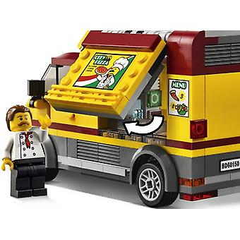 Lego 60150 Pizza Van (Toys , Constructions , Vehicles)
