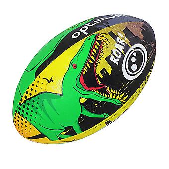Ballon de rugby formation optimale dino ville