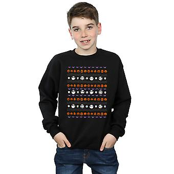 Disney jungen Nightmare Before Christmas Halloween Icons Sweatshirt