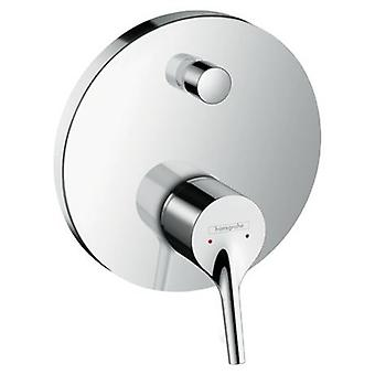 Hansgrohe Talis S mixer fitted bathroom chrome 72405000 (Casa , Bagno , Lavabi , Vasca)