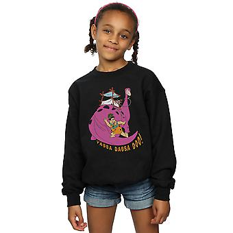 The Flintstones Girls Yabba Dabba Doo Sweatshirt