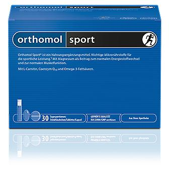 Orthomol Sport Drinkable Ampoules  (Vitamins & supplements , Special supplements)