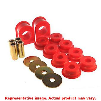 Energy Suspension Sway Bar Bushing Set 4.5186R rote Front passt: FORD 1999-2004