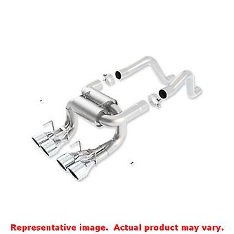 Borla Exhaust - ATAK 11822 Fits:CHEVROLET 2006 - 2011 CORVETTE Z06 V8 7.0 2009