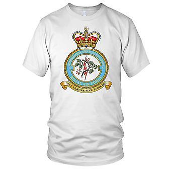 RAF Royal Air Force 5 Info Services Squadron Mens T Shirt