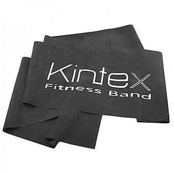 KINTEX fitness tape different strengths black (specially strong - 0, 38 mm)